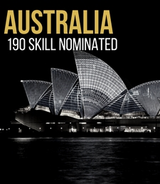 Australia (subclass 190) skilled nominated visa