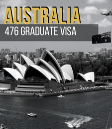 Australia Recognized Graduate visa (subclass 476)  style=
