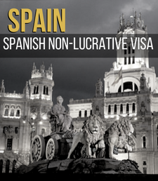 Spain non lucrative visa
