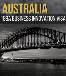 Australia 188A Business Innovation Visa  style=