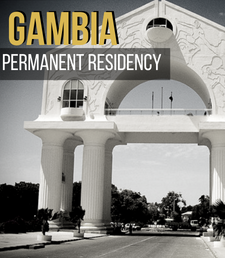 Gambia, Permanent Residency