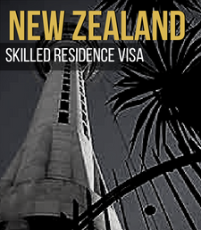 New Zealand, Skilled Category, Residence Visa  style=