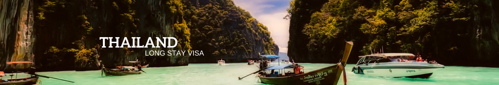 Thailand, Special Long Stay Visa