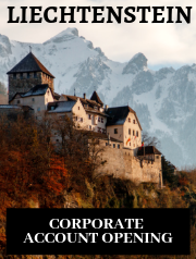Liechtenstein, Corporate Account Opening, Tax, Asset Management