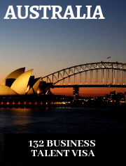 Australia 132 Business Talent Visa