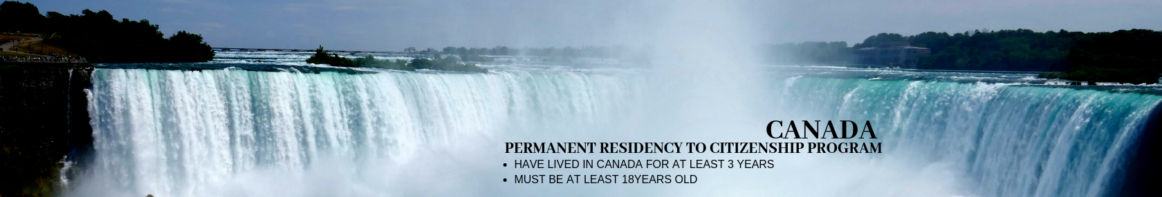 Canadian Permanent Residency to Citizenship