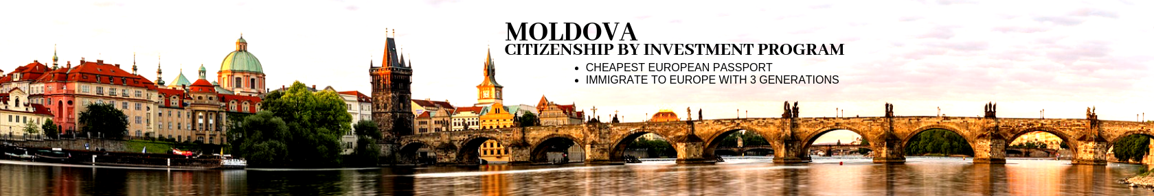 Moldova, Citizenship by Investment
