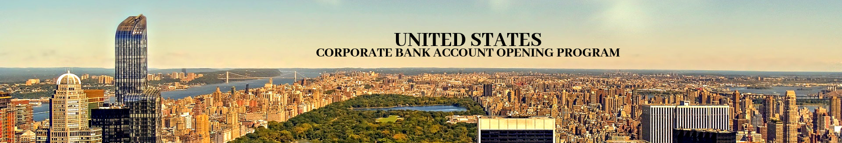 United States, Corporate Bank Account Opening